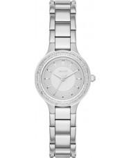 DKNY NY2391 Komory Women srebro stal bransoletka zegarek