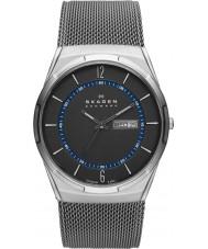 Skagen SKW6078 Mężczyźni aktiv szary zegarek tytanu mesh