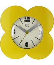 Orla Kiely OK-ACLOCK01 Spot kwiatowy budzik