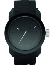 Diesel DZ1437 Podwójne dół czarny zegarek
