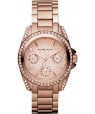Michael Kors MK5613 Panie Blair wzrosła złoty zegarek
