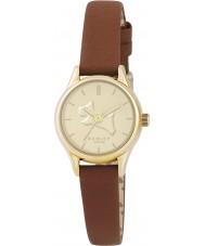 Radley RY2330 Panie w biegu tan skórzanym paskiem zegarek