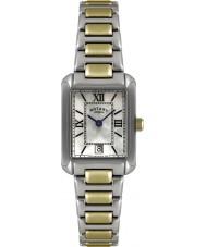 Rotary LB02651-41 zegarki damskie two tone zegarek