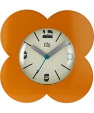 Orla Kiely OK-ACLOCK04 Spot kwiatowy budzik