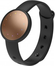 Misfit MIS2001 Shine 2 czarny gumowy zegarek zgodny z Android i iOS
