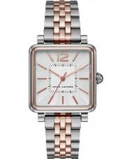 Marc Jacobs MJ3463 Panie vic two tone stalowa bransoleta zegarka