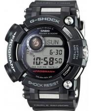 Casio GWF-D1000-1ER Mężczyźni g-shock sterowane radiem czarna żywica pasek zegarka
