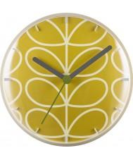 Orla Kiely OK-WCLOCK01 Linearny zegar trzpienia