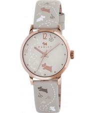 Radley RY2342 Panie łąka waniliowy wydrukowany pasek zegarka