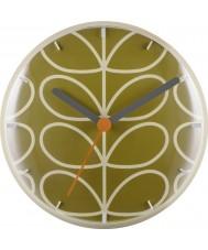 Orla Kiely OK-WCLOCK02 Linearny zegar trzpienia
