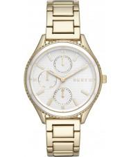 DKNY NY2660 Zegarek damski z drewna